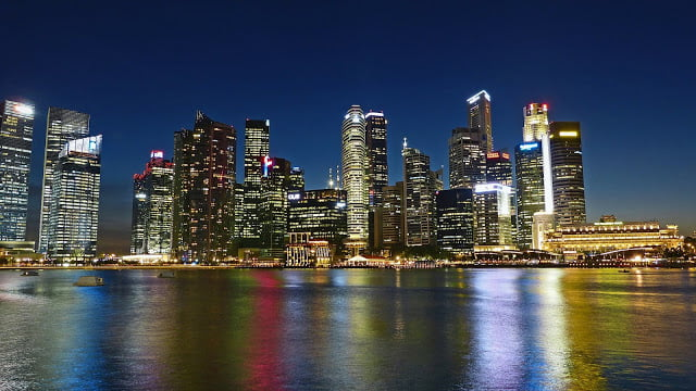 Singapore, home of many Brokers